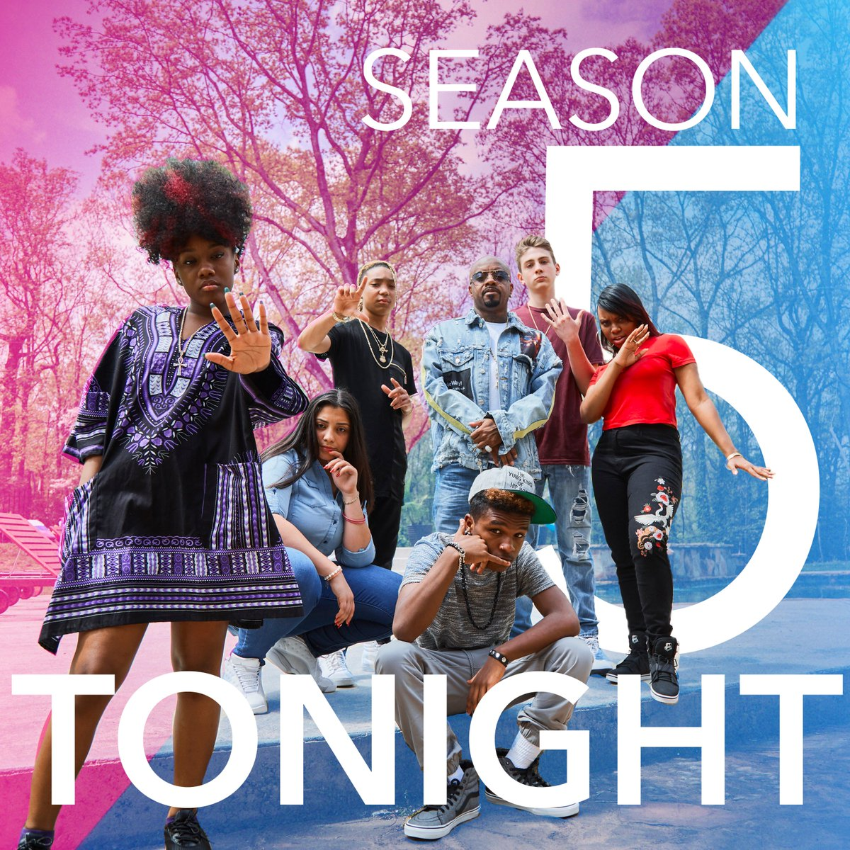 Our series #TheRapGame returns tonight 9/8c on @lifetimetv! Good luck to all of the contestants this season ???? https://t.co/3vR6mzBe7n