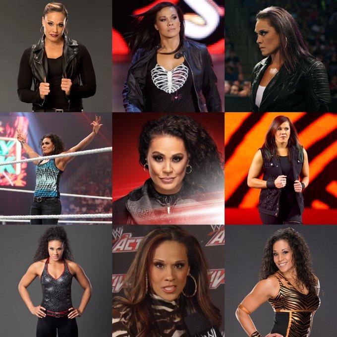 Happy Birthday WWE Tamina Snuka!