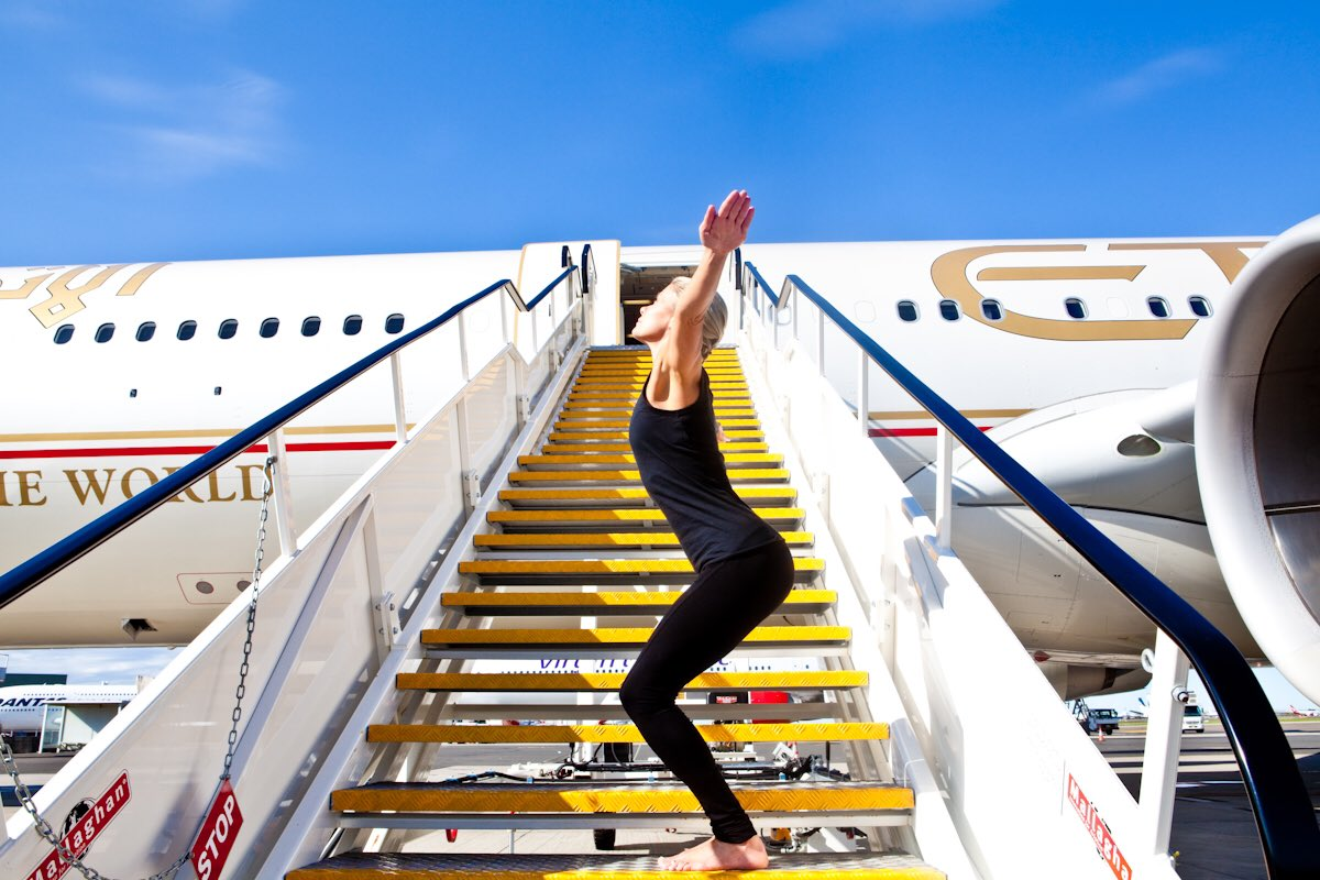 test Twitter Media - On the move? A simple twist, especially when traveling can have your digestive system running smoothly..  Visit https://t.co/FNDpFw5aLG an Inflight 2018 Award Finalist @AviationEventMedia #AviationEvent   📸Photo: Louisa Seton https://t.co/QRoowROdcg