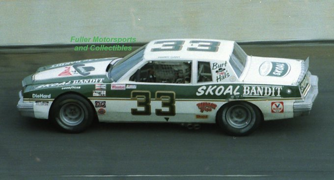 Happy Birthday, Harry Gant!!