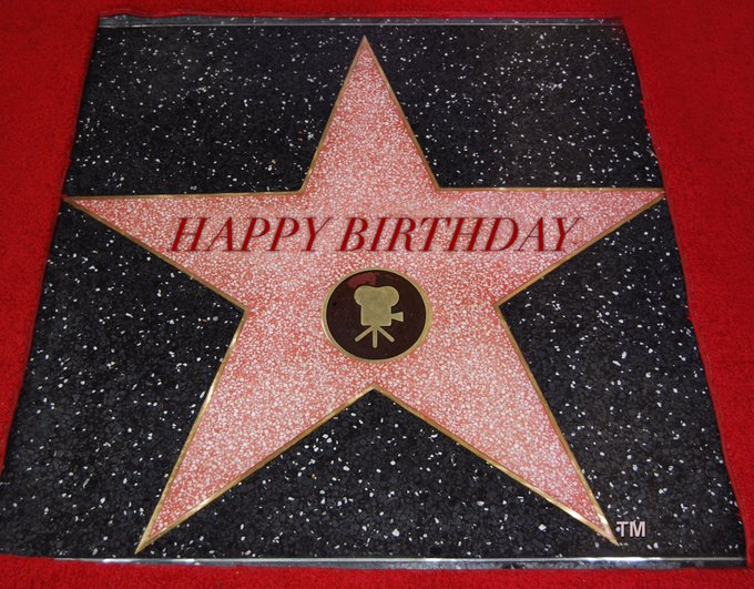 Happy Birthday to Walk of Famer Rod Stewart!
