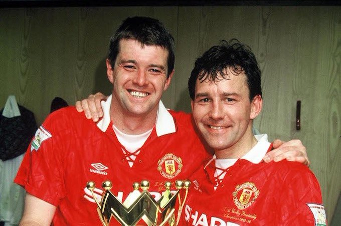 Happy Birthday Man Utd legend Bryan Robson!