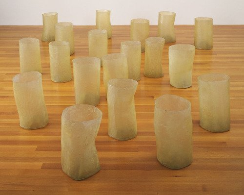 HAPPY BIRTHDAY American sculptor Eva Hesse