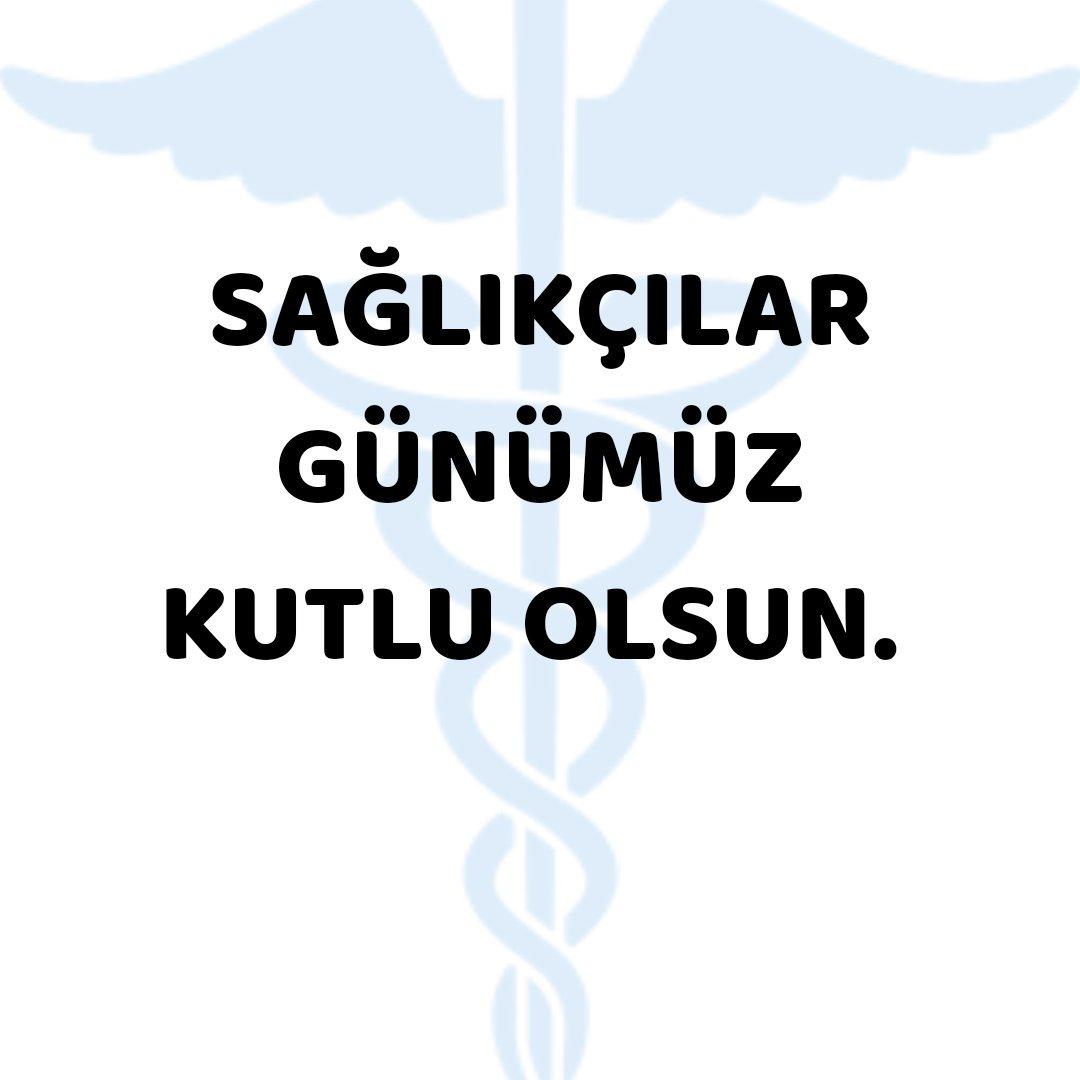 RT @saglarridvan: #11OcakTurkiyeSaglikcilarGunu https://t.co/PAkmtte2BR