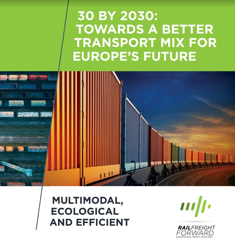 test Twitter Media - Did you know that #Rail Freight Forward - a coalition of rail #freight companies & federations from across Europe - committed to help save up to 290 million tons of C02 #transport emissions over the next decade? But how are they gonna do that? > https://t.co/VybZPR5R31 https://t.co/GWKj332q0v
