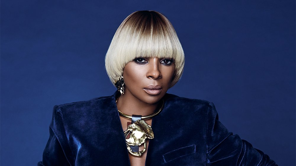 Happy Birthday Mary J. Blige.