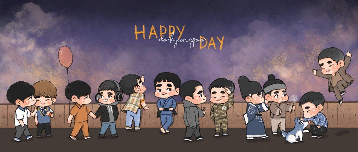 RT @babariaba: ถึงหัวใจของเรา โด คยองซู  #HappyKyungsooDay https://t.co/uvqG33j2s6