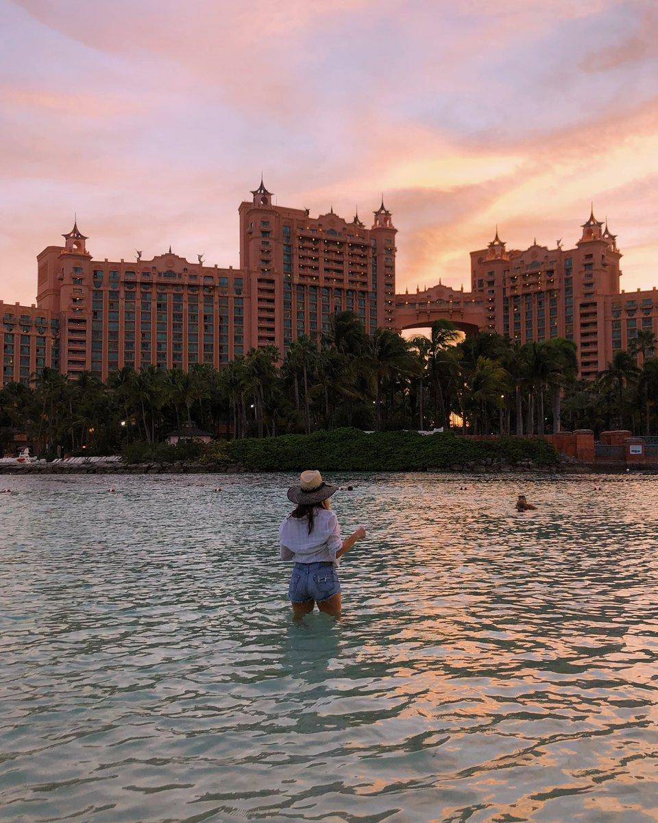 Dutchess, Royal Tower, Atlantis, Paradise Island, Bahamas ???????????????? https://t.co/rCkI10f02T