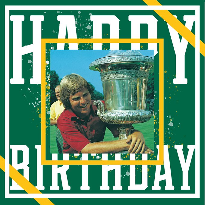 Happy birthday to 1973 champion Ben Crenshaw!