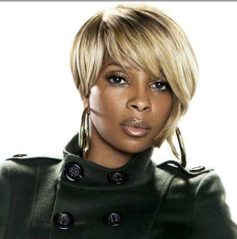 Happy 48th birthday to the QUEEN OF R&B...  Ms. Mary J. Blige!!!