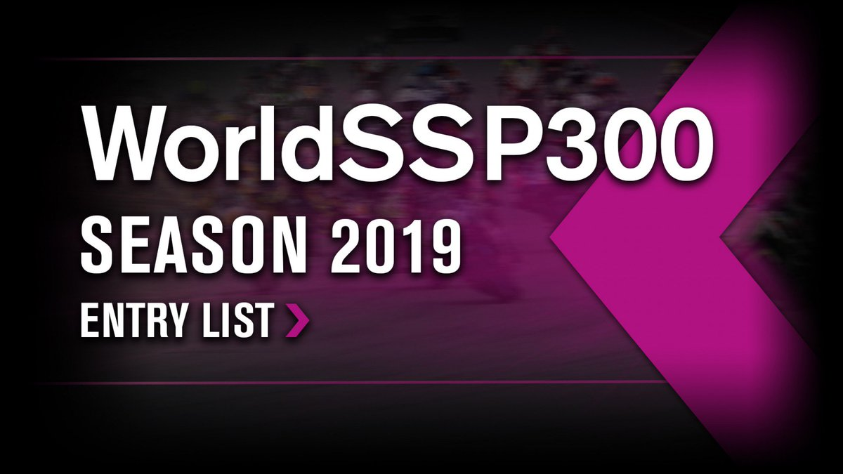 test Twitter Media - New riders and new teams in #WorldSSP300 next season  50 riders make up the provisional permanent entry list for #WorldSSP300  📃| #WorldSSP300 https://t.co/fKeuHgWQW8 https://t.co/6A5S7f0WYF