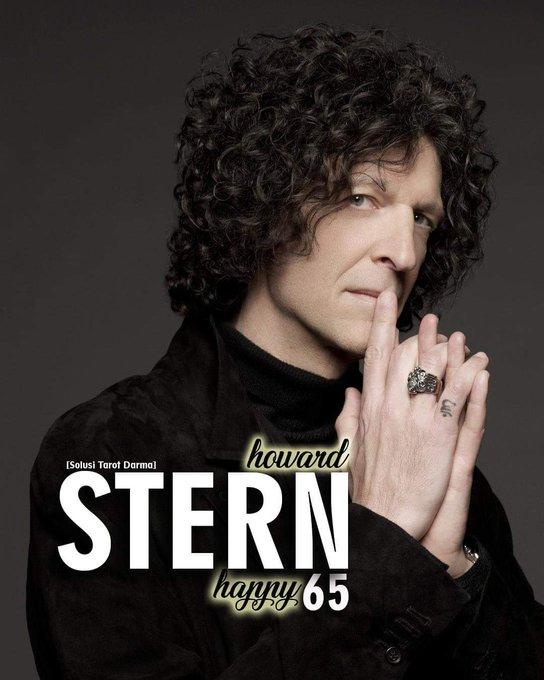 Happy Birthday Howard Stern