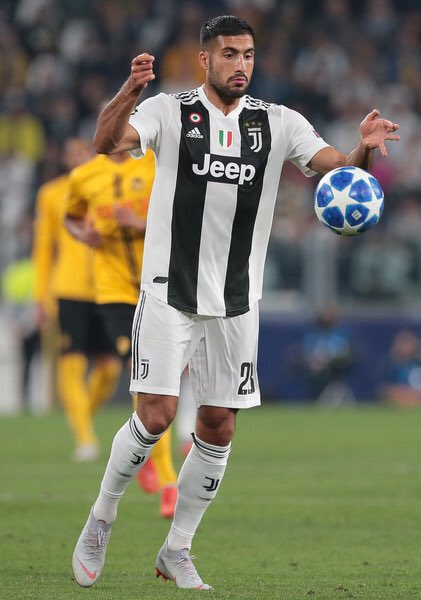 Happy birthday to Juventus midfielder Emre Can, who turns 25 today.