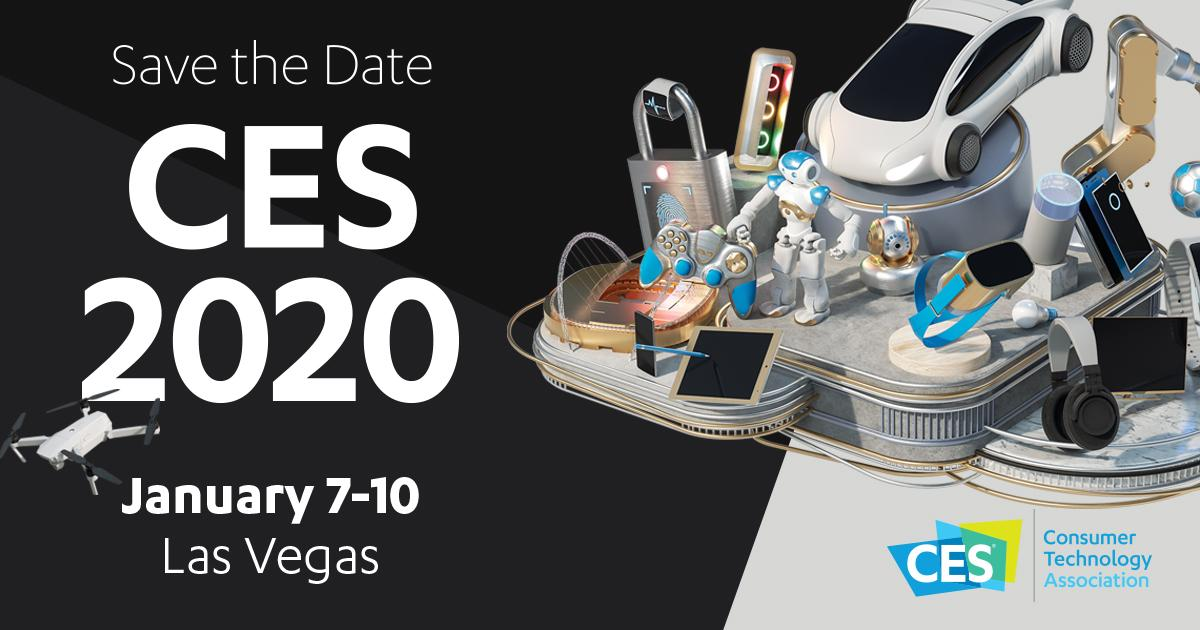 And that's a wrap for CES 2019. Save the date for #CES2020! https://t.co/RQKsXD9RYC