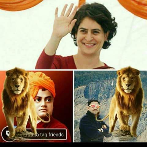 Wish you very happy birthday Mrs. Priyanka Gandhi Ji...