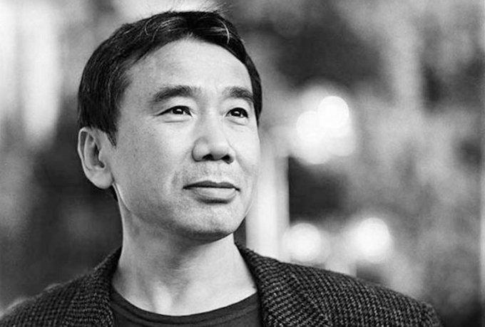 Haruki Murakami turns 70 today. Happy Birthday!