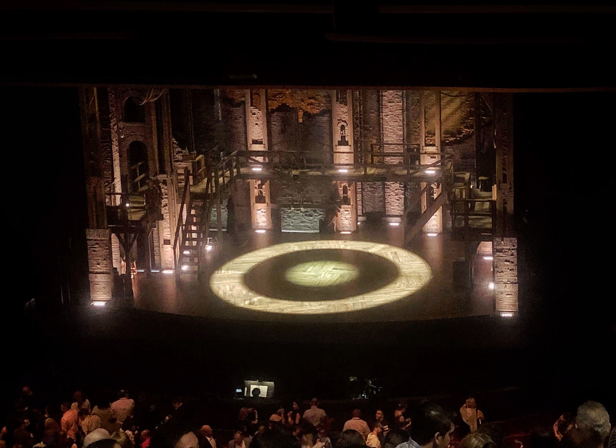 """""""In the room where it happened!"""" 🇵🇷 🎭 Hamilton is here in Puerto Rico… and I'm not giving away my shot to see @Lin_Manuel Miranda and a brilliant @HamiltonMusical cast perform the masterpiece on our island. #HamiltonPR opens tonight, but it represents far more than that. THREAD https://t.co/nD4qtZUJ74"""