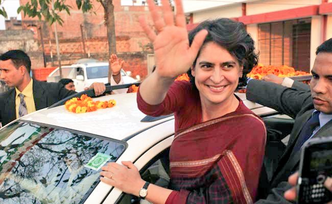 Wish you happy birthday to young dynamic leader Priyanka Gandhi ji