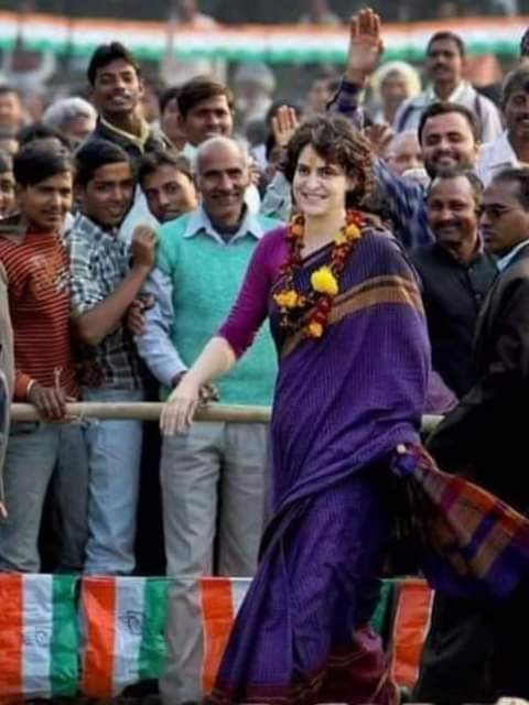 Wish you a very happy birthday Priyanka Gandhi Vadra ji . Many many happy returns of the day.