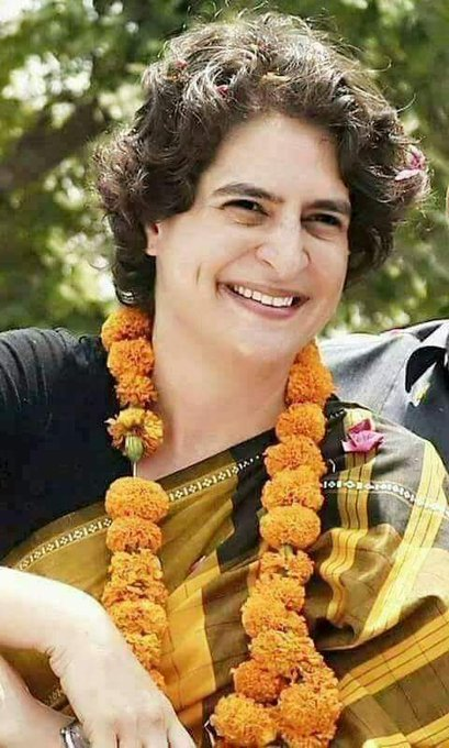 Wishing A Very Happy Birthday to Mrs. Priyanka Gandhi ji