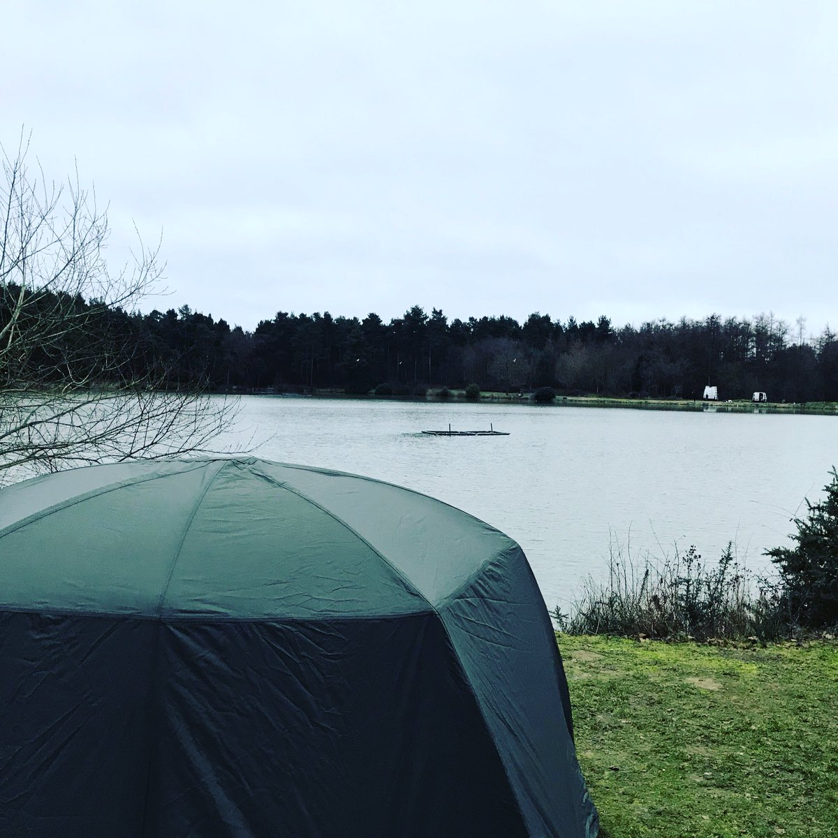 Home for next 36hr #carp #carpfishing #wintercarp #whitevane https://t.co/ABcMKC8q3R