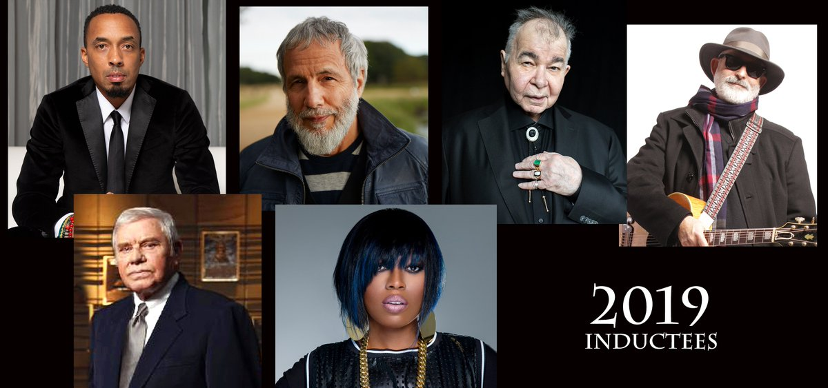 RT @SongwritersHOF: And the 2019 #SHOF Inductees are: https://t.co/lqQszOZRZv … https://t.co/x4GT6OqJth #SHOF2019 https://t.co/Jpm3qYAX7n