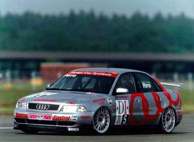 Happy Birthday to former Audi Sport driver & 1994 and 1995 Italian Touring Car Champion