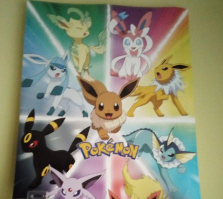 Happy Birthday!! Eevee and their eeveelutions wish you a happy day!!