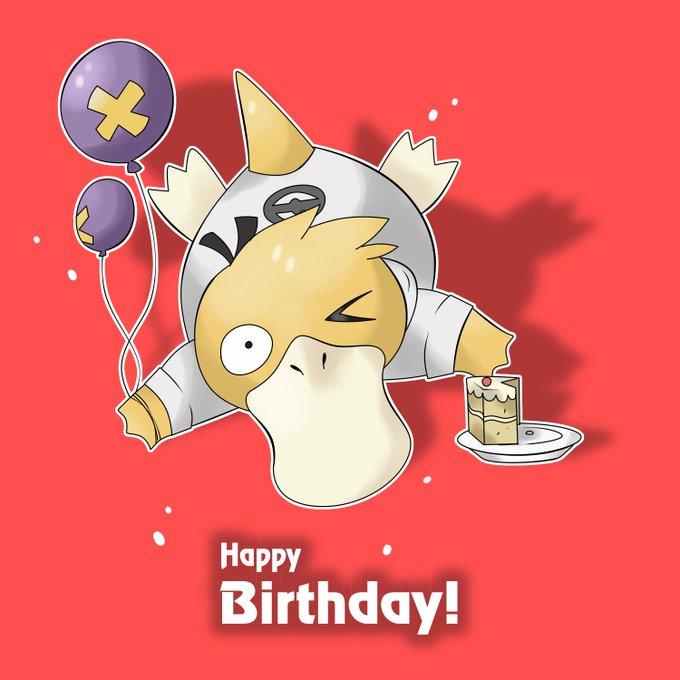 Happy Birthday! |