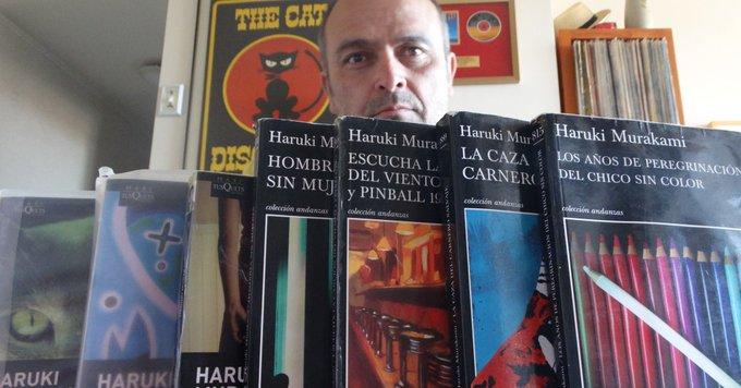Happy birthday, Haruki Murakami.