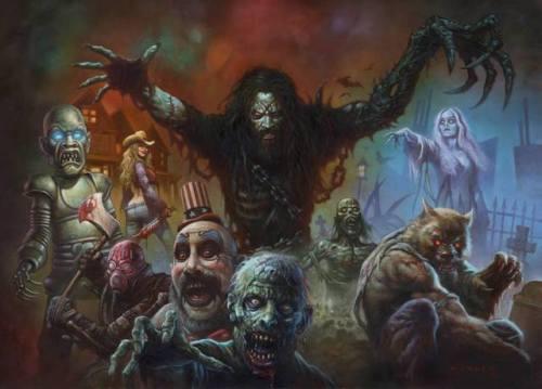 Happy Birthday Rob Zombie !