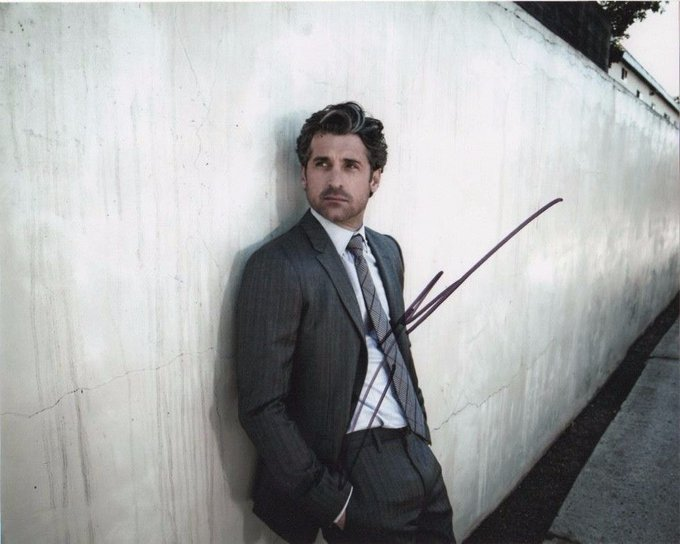 Happy Birthday, Patrick Dempsey!
