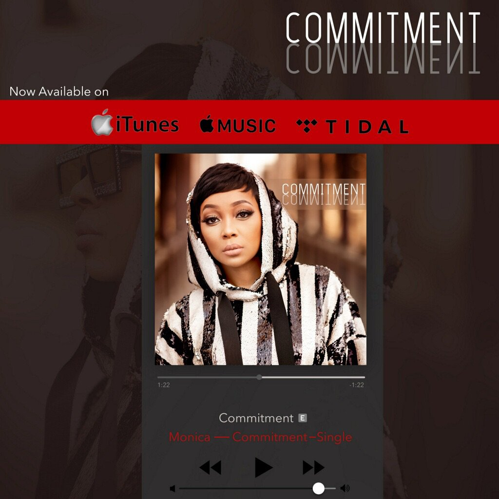Support my Cuz @monicabrown New Single Out Now!!! https://t.co/qiUu78unPr