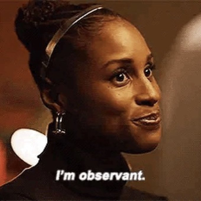 Happy birthday to Issa Rae the Queen of tv and she always looks gorgeous and she is super funny.