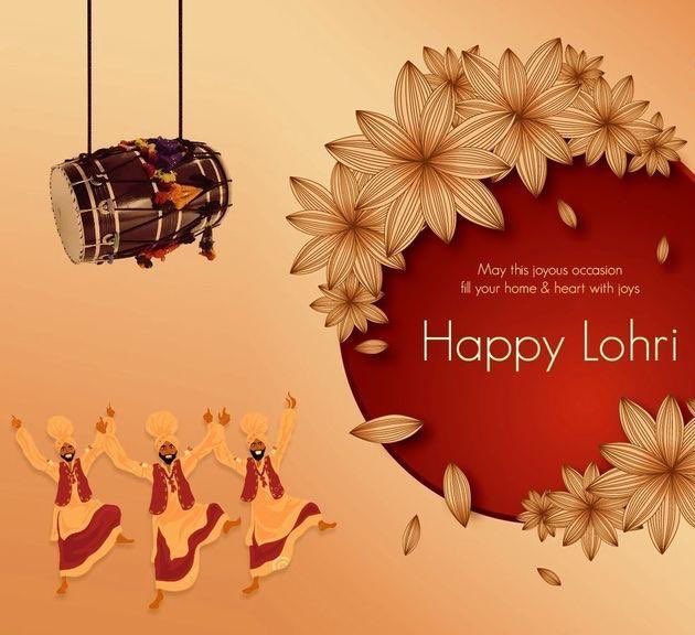 Lohri di lakh lakh vadhaiyan. Prosperity & peace to you and the family. #HappyLohri https://t.co/NZ0MglFO1A