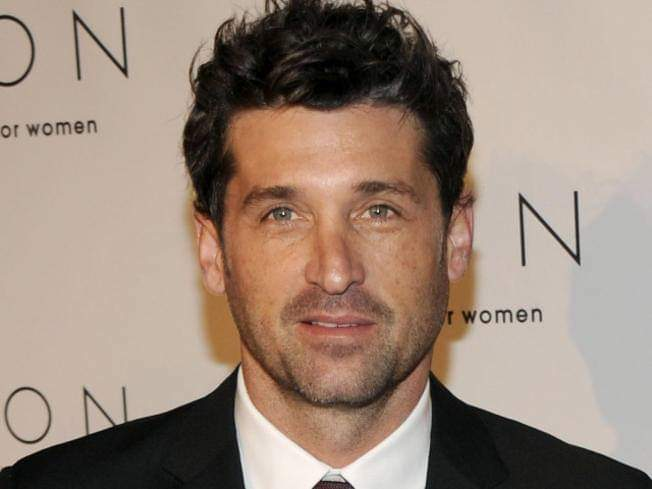 Happy birthday to the great actor,Patrick Dempsey,he turns 53 years today