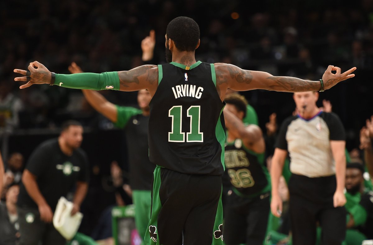 test Twitter Media - Irving: Celtics' Young Players Don't Know What It Takes to Win NBA Title #CUsRise https://t.co/yFhS9ORzGK https://t.co/xJ8wWwXuPP