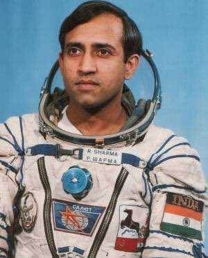 Happy birthday to Rakesh Sharma, the first Indian to travel to space. The country is proud of you
