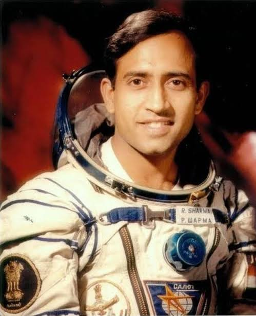 Happy Birthday Wing Commander Rakesh Sharma .... He was the first Indian citizen to travel to space