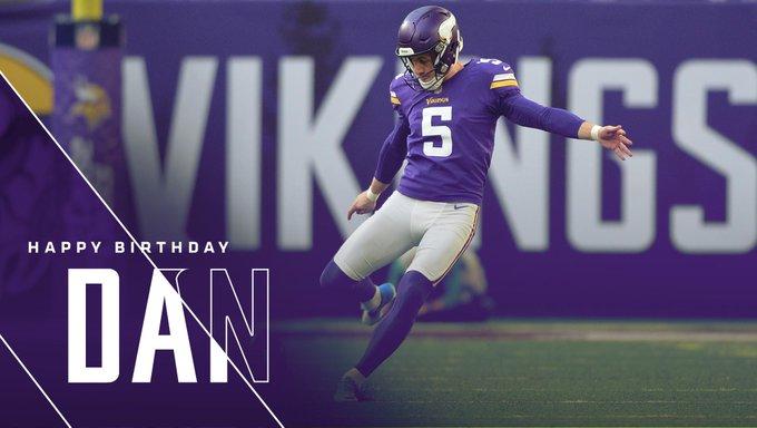 Happy Birthday Dan Bailey!