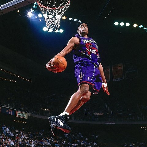 Happy 42nd Birthday to the Greatest Dunker of All time, Vince Carter!