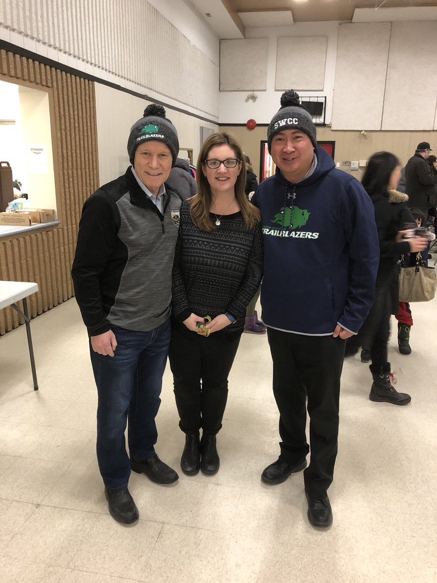 test Twitter Media - Happy to support the Winter Storm Classic Female Hockey Tournament held at the South Winnipeg Community Centre in Waverley Heights. Had an enjoyable time volunteering at this morning's pancake breakfast. Good luck to all the participants & thank you to all the volunteers. #mbpoli https://t.co/sWh8YB2srt