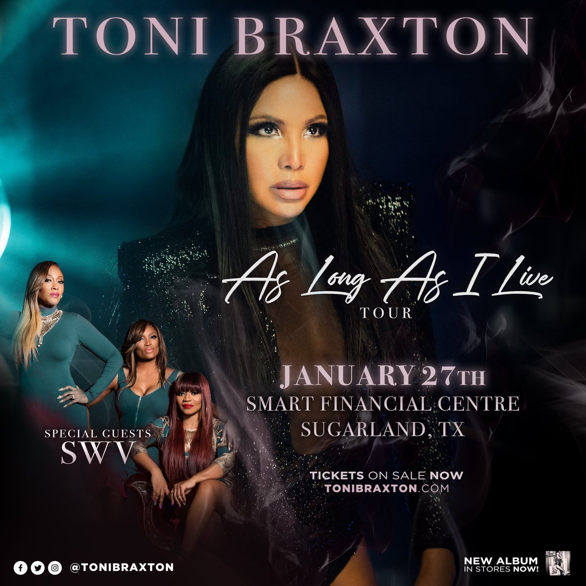 SUGARLAND, TX! RT if you'll be in the building TOMORROW!????????#AsLongAsILiveTour https://t.co/vfDquyMhpn
