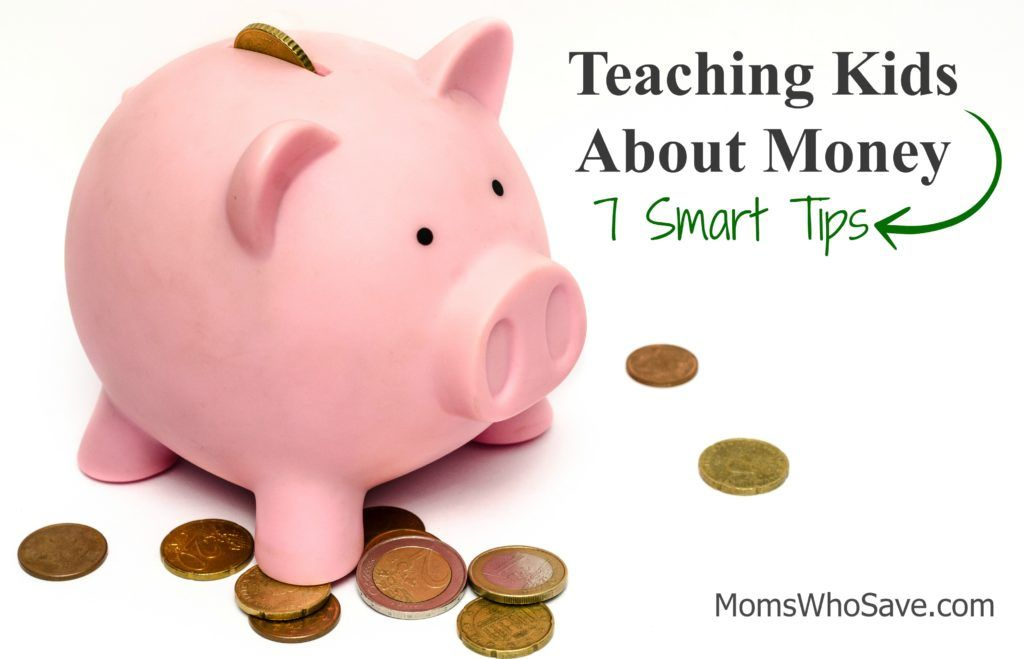 RT @MomsWhoSave: Teaching #Kids About Money — 7 Smart Tips  👉    #money #education
