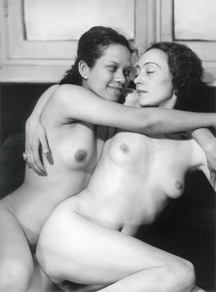 Man Ray - Ady and Nusch, 1937 https://t.co/fhMHd1CJp8