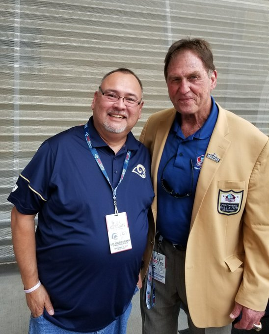 Happy Birthday to one of the best players ever, Jack Youngblood.