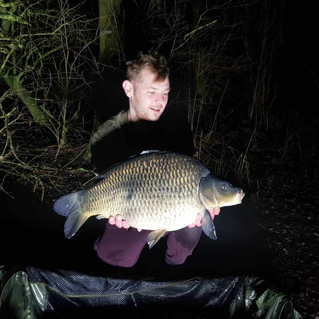Managed to sneak an upper <b>Double</b> out on my birthday social. #carpfishing #DNA #multirig #maje