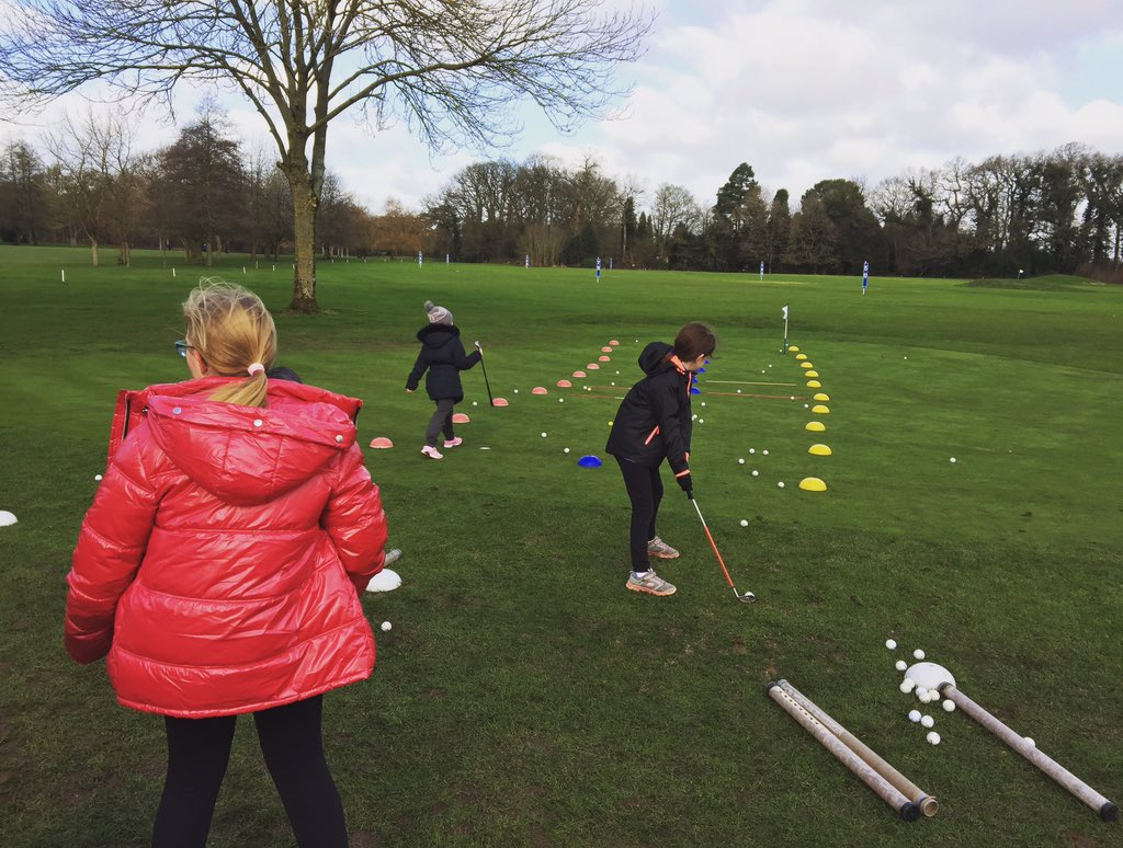 test Twitter Media - They are a hardy bunch! Cold and very windy but they still played with massive smiles on their faces. Great fun! #GrowtheGame #getintogolf #welovegolf @MidlandsGolfer @staffsgolf @GolfRootsHQ @GirlsGolfRocks1 @EGWomensGolf @EnglandGolf @LadyGolferMag @ThePGA https://t.co/YKczV4WXYy