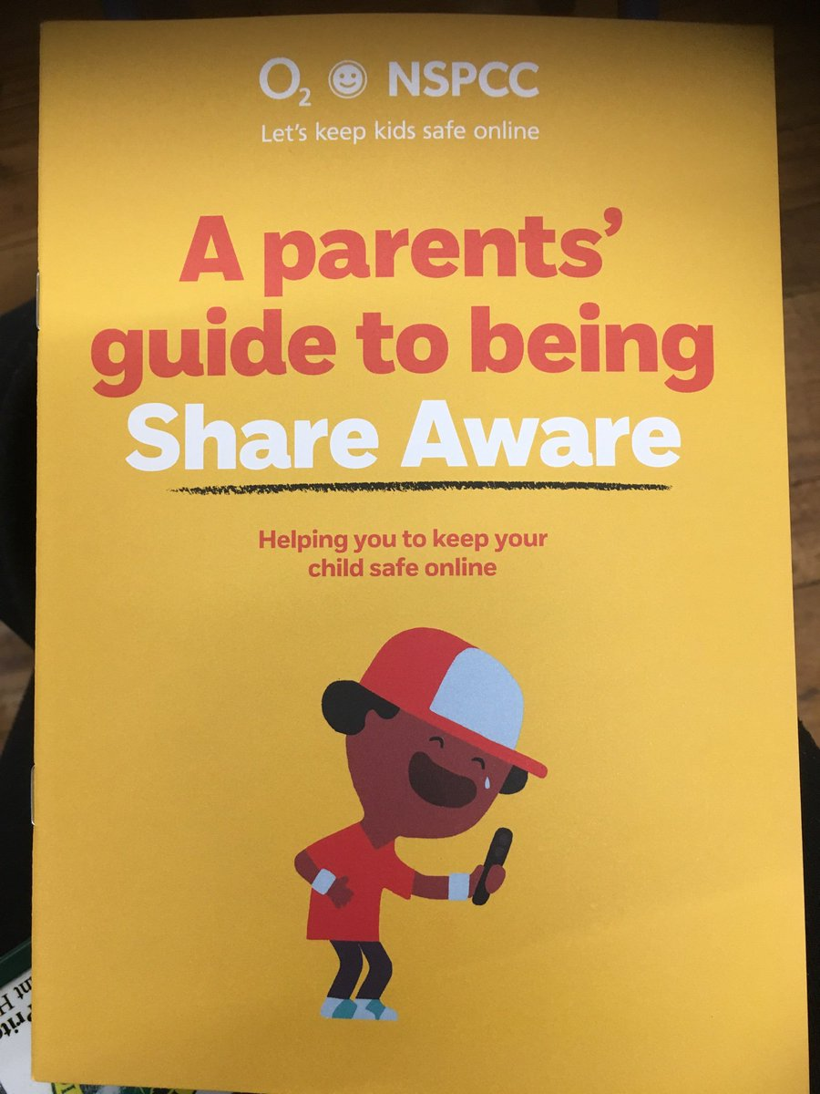 test Twitter Media - Safer Internet use - Share Aware. This parent booklet will help you to keep your child safe online. Look at https://t.co/xinlu6ye05 for further information https://t.co/m6M2A7KJlH