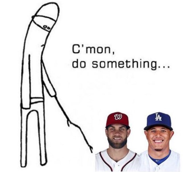 RT @BsbLifestyle__: Waiting on Harper and Machado to make a decision like... 😂 https://t.co/tWjD1sfEc9